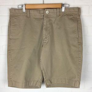 J. Crew Rivington Broken In Shorts Tan Size 36